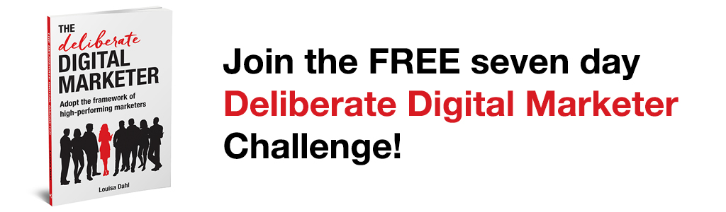 Deliberate Digital Marketer Challenge